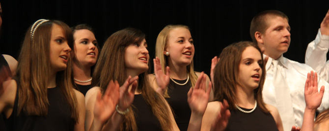 Choir Header