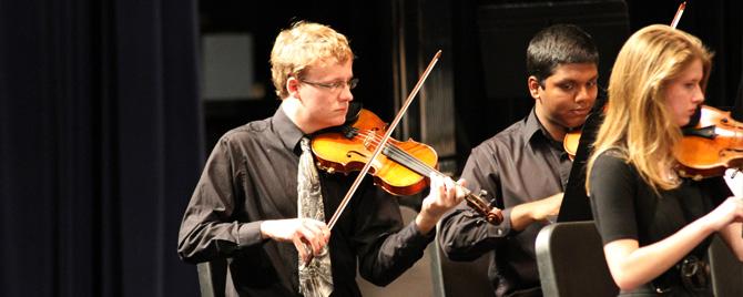 Orchestra Header Image