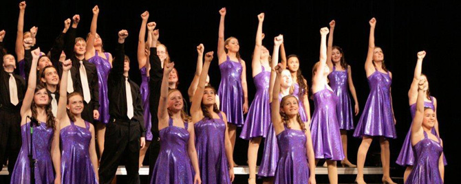 Pella Show Choir