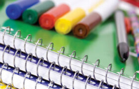School Supply List Header Image