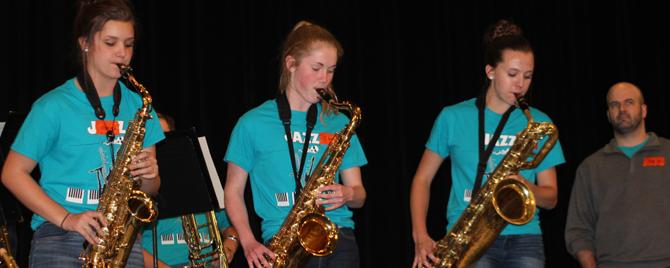 Jazz Band 2016