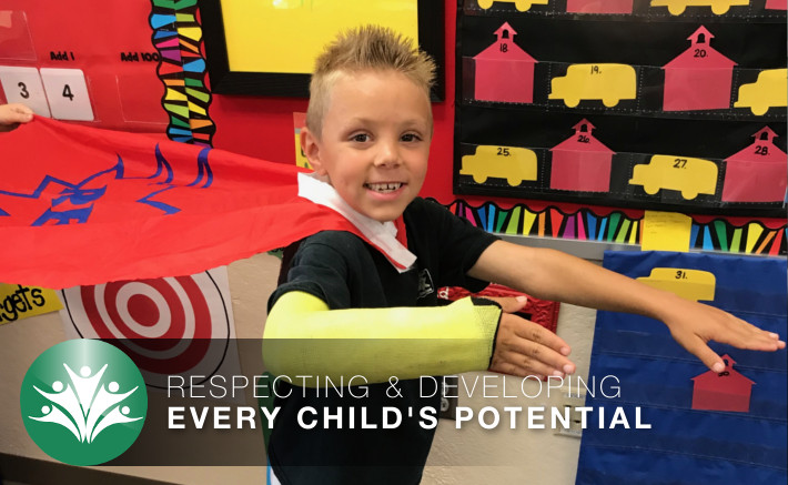 Respecting and Developing Every Child's Potential